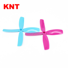 KNT High performance 4 Blade Propeller CW CCW 4x4 inch rc airplane propeller 4040 for FPV racing drones