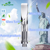 hot new products for 2016 9.2 A3 series metal mouthpiece dry herb globe glass vaporizer pens for sale