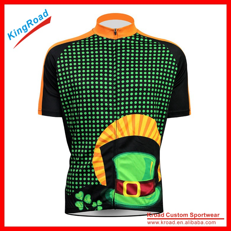 Bike Jersey/High Quality Cycling Wear/Biker Mountain Wear