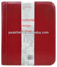 4 Ring Binder Fashion Portfolio Case