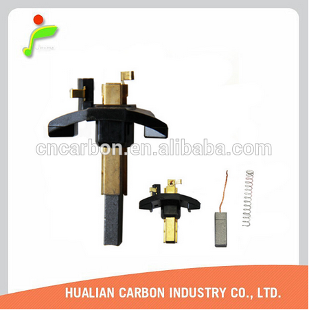 Vacuum Cleaner Spare Parts Motor Carbon Brush&Holder