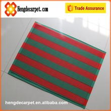 wholesale anti slip rubber bath toilet mat for entrance from hengde supplier