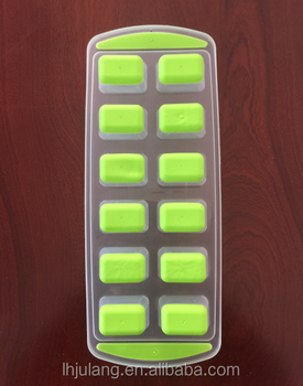 BPA FREE ice cube tray silicone/ice cube tray silicone