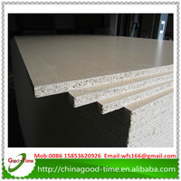 China factory cheap 18mm melamine faced chipboard