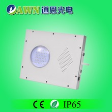 5 w venta caliente all in one integrated solar led garden light led calle light precios