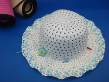 Bottom price promotional hottest paper cloth sombrero straw hat