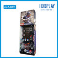 custom made portable cool modern sports wall hanging displays rack