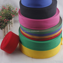 Unique nylon webbing in rolls