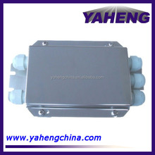 Industry scale with round electric junction box