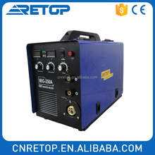 high quality mig/mag duty cycle welder of China National Standard