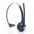 Hot sales mono GF-BH-M6 multi-point wireless bluetooth headphone headset with microphone noise canceling for truck driver