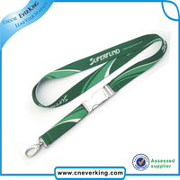 lanyard printing machine neck lanyard sublimation lanyard