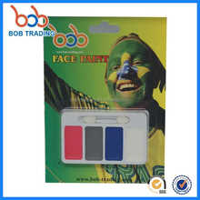 germany soccer fans Brazil face paint carnival make up kit