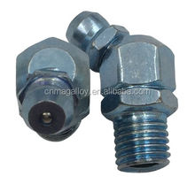 Steel Grease Nipple 45 Degree Button Head Grease Nipple Grease Fitting