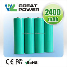 Top quality unique nimh battery pack 24v 1200mah