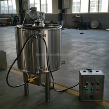 150L/batch mini milk pasteurizer machine price and fruit juice pasteurizer