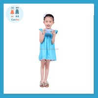 Fashion Design Little Girls Dresses/Kids Dresses/Baby Clothes