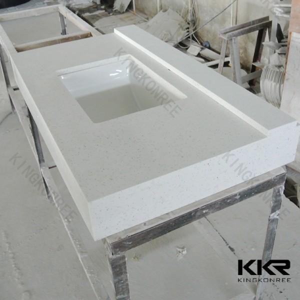 Engineered Stone Countertops Product : Engineered stone artificial quartz kitchen benchtop buy