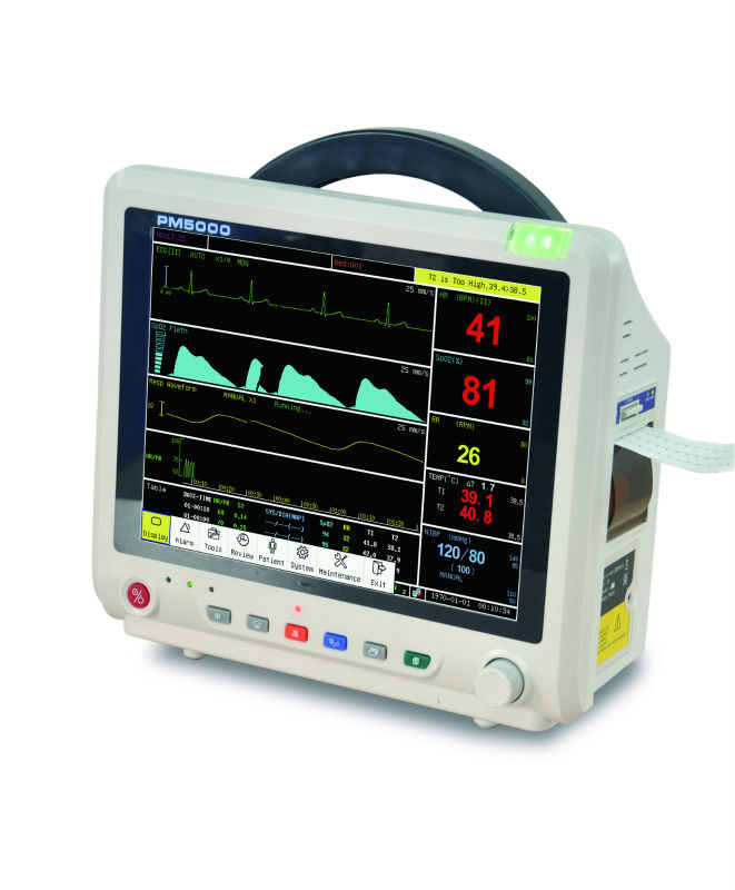 PM5000 Multiparameter Patient Monitor with Low Price