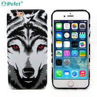iPefet- High Definition Fox Sublimation Custom Printing Mobile phone case for iPhone 6
