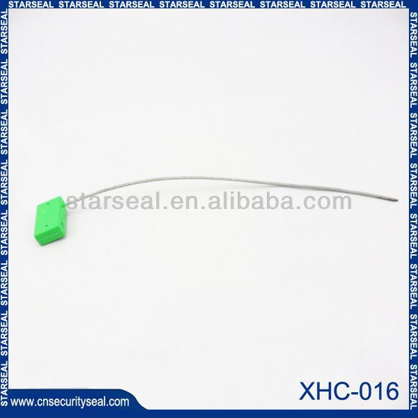 XHC-016 glass edge rubber aluminum cable seal