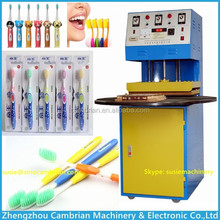 Micro sd memory card tablet strip blister packing machine