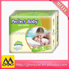 Cheap Plastic Backed Baby Diapers/Sleepy Baby Diaper Factory China