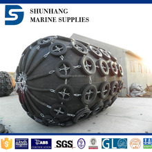 High pressure floating inflatable marine rubber fenders for ship docking
