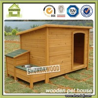 SDD0603 Pets Supplies Wooden Dog Houses