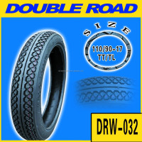 Hot sale motorcycle tire 100/90-17 for South America market