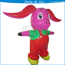 Inflatable mascot costume 1.8m high type people inflatable fat costume