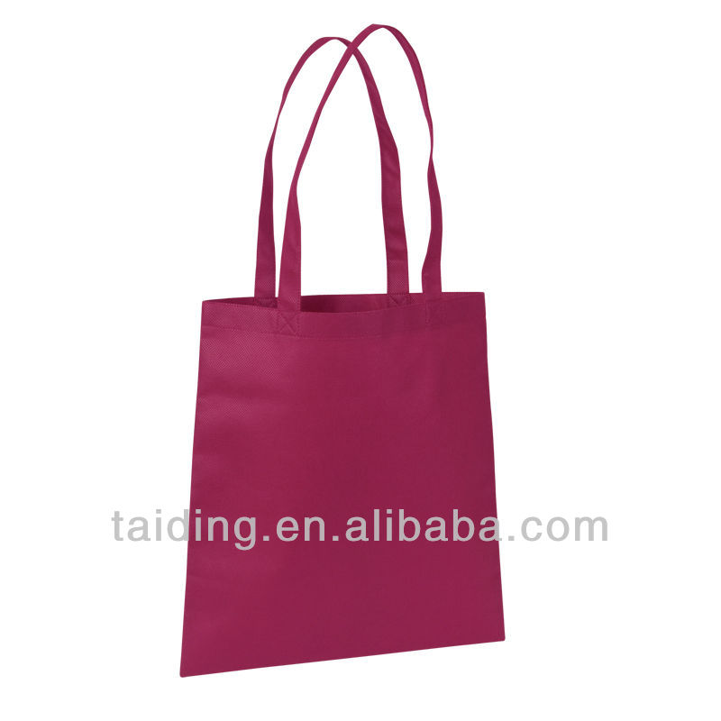 Non woven shopping tote bag