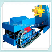 galvanise tile roll forming machine needed decoiler machine