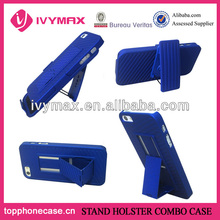 Korea quality covers for iphone5 holster case