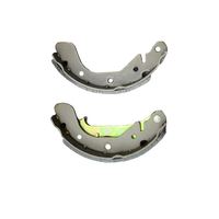 Brake shoe for truck and tractor