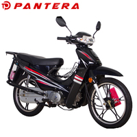 New Gasoline Moped China 4 Stroke Scooter Super Pocket Bike 110cc for Sales
