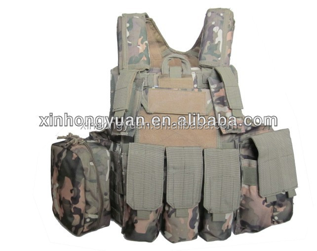 Military Body Armor Vest/protective equipment/security tactical vest