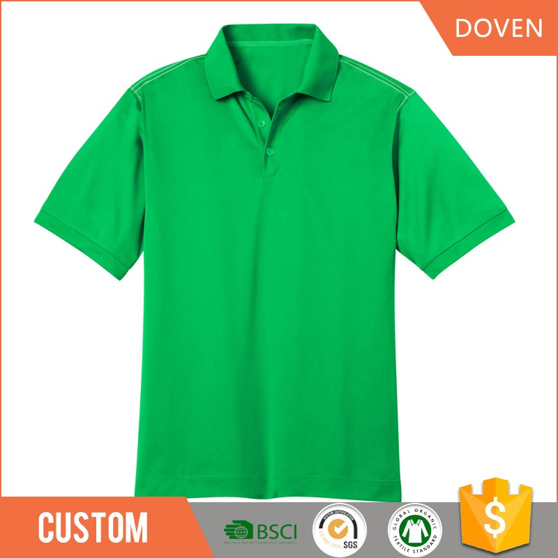 Custom cheap dry fit mans polo t shirts