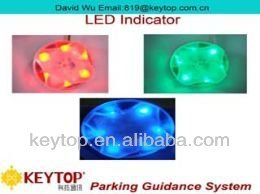 car parking led indicator/occupancy pilot led indicators/parking space indicator