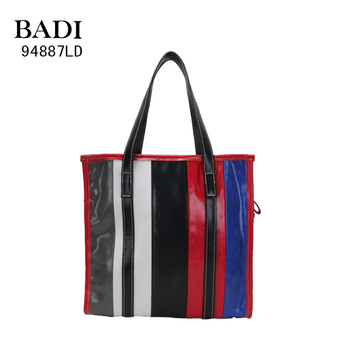 High quality shopping new sytle multi color guangzhou handbags for wholesale