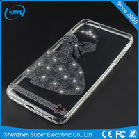Cheap price transparent phone case tpu waterproof mobile phone case for iphone6s
