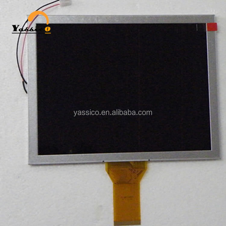 8 inch ips panel 800*600 high resolution industrie tft color lcd module display