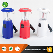 Factory price rechargeable solar led lantern