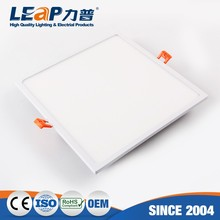 2.5 Inch 5W Super Thin Square Embedded Panel Lights(White Side Light-Emitting)