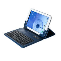 Wireless bluetooth keyboard case for Samsung Galaxy Note 8.0 N5100/N5110