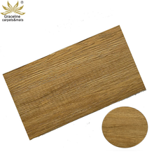 Hotel hospital anti-static wood pvc compound new model flooring tiles