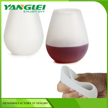 most popular silicone rubber cup sleeve Silicone wine cup