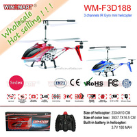 3ch mini rc helicopter with gyro the cheapest