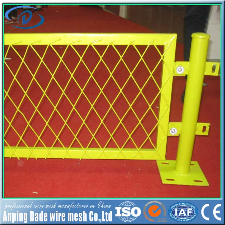 dade wire mesh galvanised wrought iron fences for garden suppliers manufacturer
