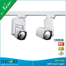 Dimmable Adjustable LED Track Light Importer from UK